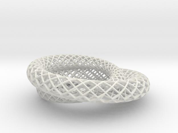 Klein bagel 13x64 in White Natural Versatile Plastic