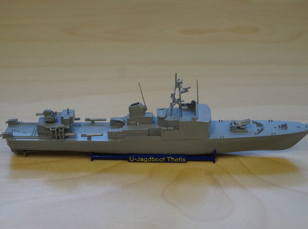 Thetis Class, Hull (1:350, static model) in Smooth Fine Detail Plastic
