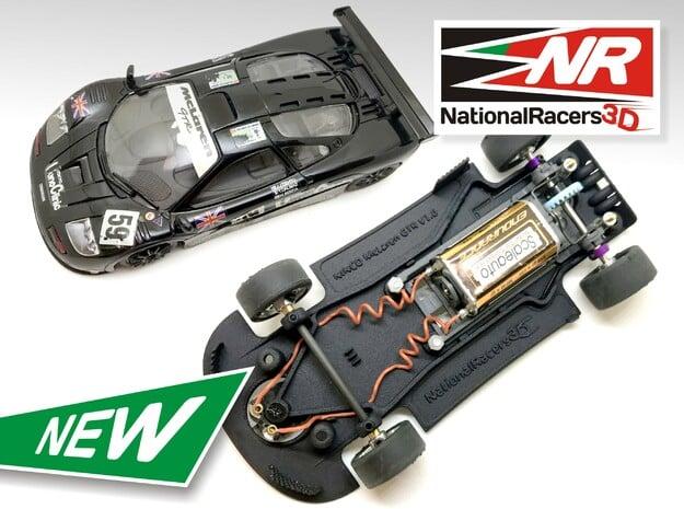 3D Chassis - NINCO McLaren GTR (Combo)