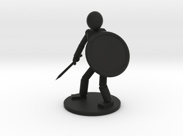 Prototype: Male Sword