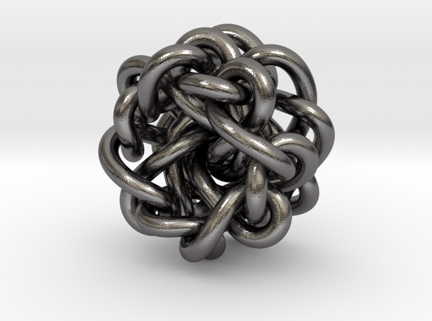 B&G Knot 09 in Polished Nickel Steel