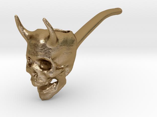 devil skull pipe 2