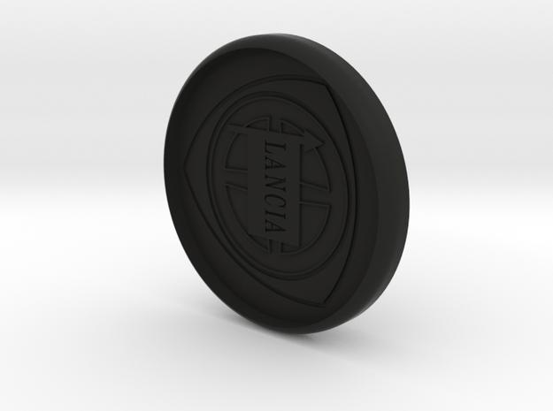 Lancia Delta 1 center cap Nabendeckel in Black Natural Versatile Plastic