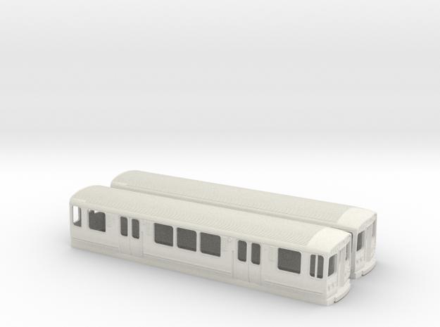CTA 2400 Series in White Natural Versatile Plastic