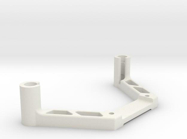 DJI OcuSync Cylindrical antenna x2 mount in White Natural Versatile Plastic