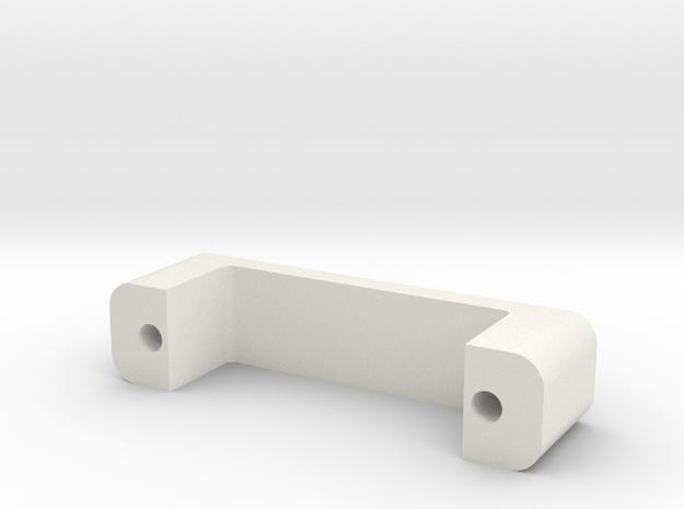 DJI OcuSync mount top frame in White Natural Versatile Plastic