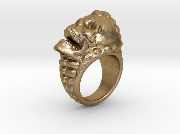 skull-ring-size 11