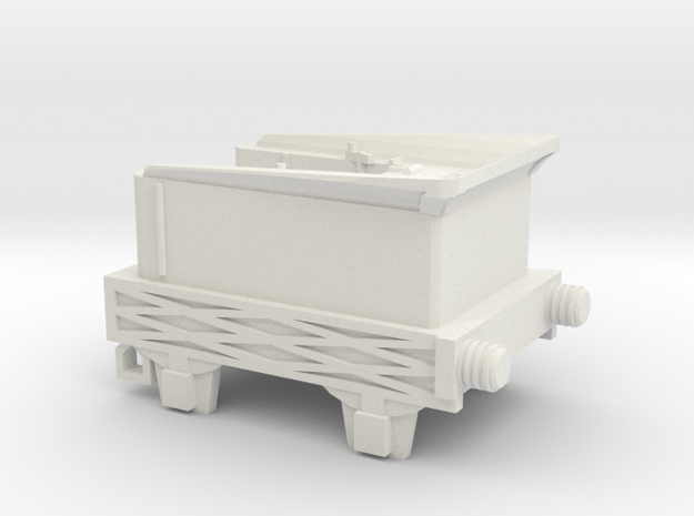 00 Scale 1830s Planet Tender Scratch Aid