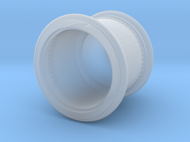 119 steam dome assembly in Smooth Fine Detail Plastic