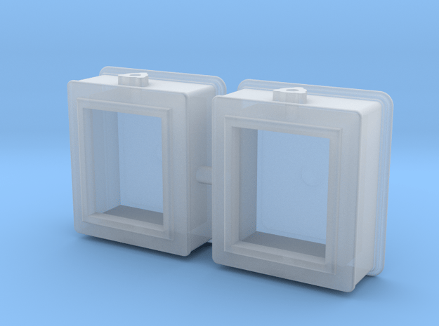 119 steam chests in Smooth Fine Detail Plastic