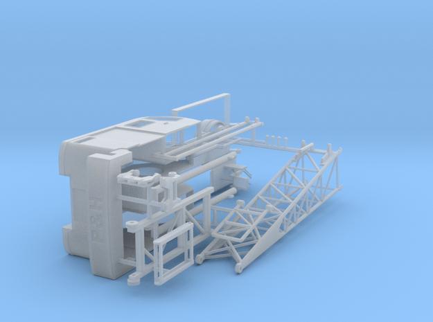 1/87th P&H Type Lattice Boom Crane