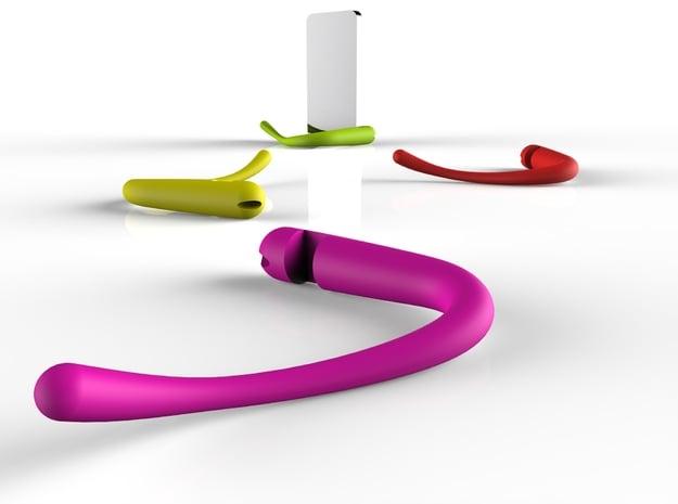 SERPINO in White Processed Versatile Plastic