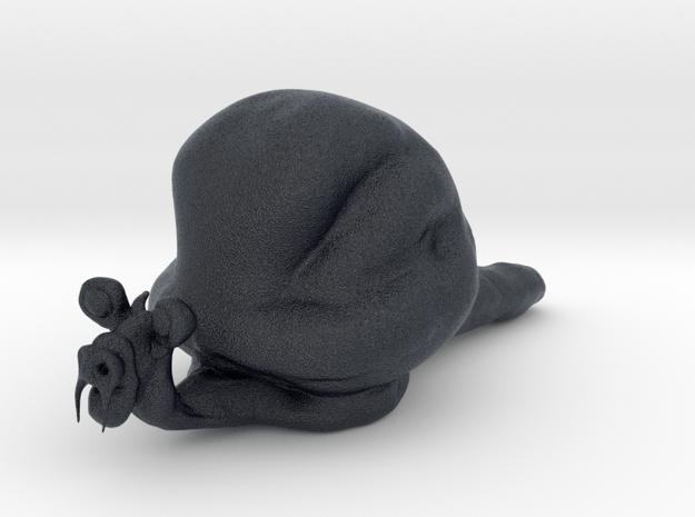 Snail in Black PA12