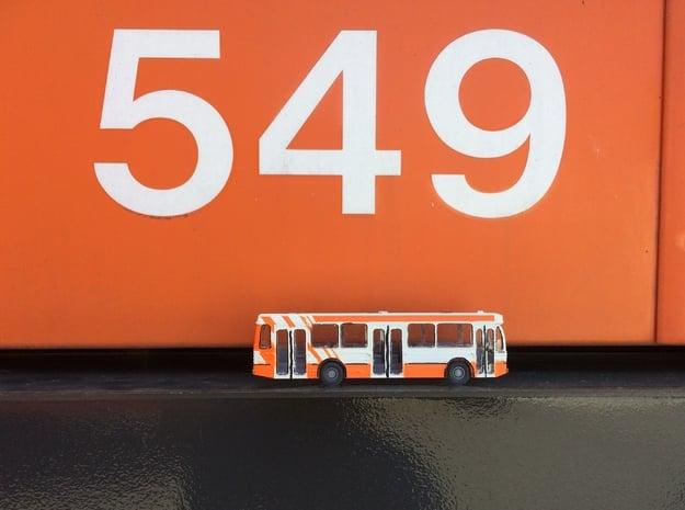 Autobus FBW 91U TPG in Smooth Fine Detail Plastic