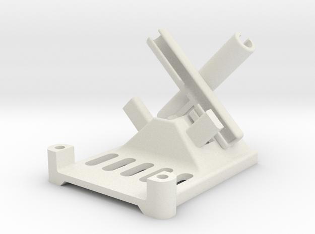 OcySync Dipole + Pagoda 90º antenna mount (DJI) in White Natural Versatile Plastic