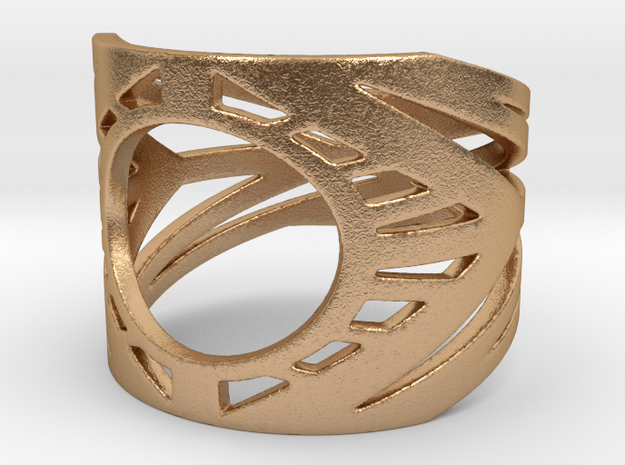 Sunrider's Destiny Ring  in Natural Bronze: 4.5 / 47.75