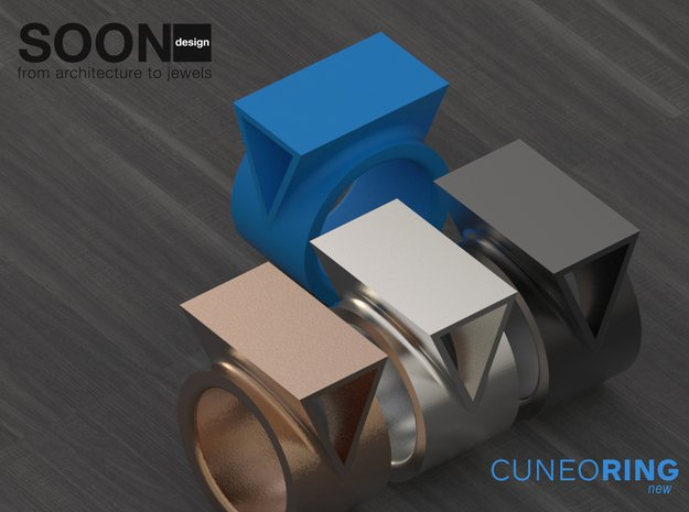 CUNEO in Polished Brass: 7 / 54