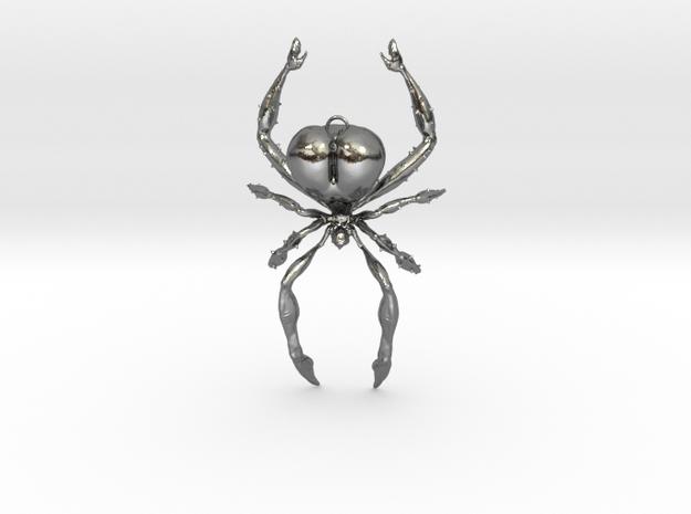 Spider Pendant - Beautiful Hunter