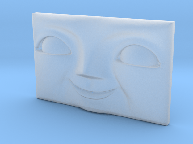 Boco / Daisy Face - 27mm x 16.8mm (OO/HO) in Smooth Fine Detail Plastic