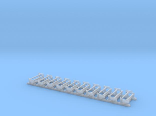 01 005 eckige Luftdruckhoerner lang
