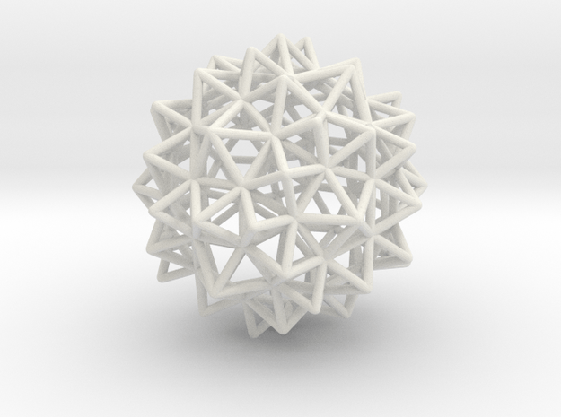 Stellated Rhombicosidodecahedron