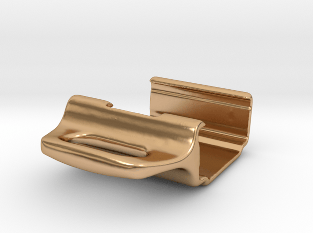 Handle CGH in Polished Bronze