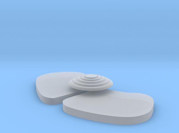 Signal Semaphore Lenses 1:19 scale in Smooth Fine Detail Plastic
