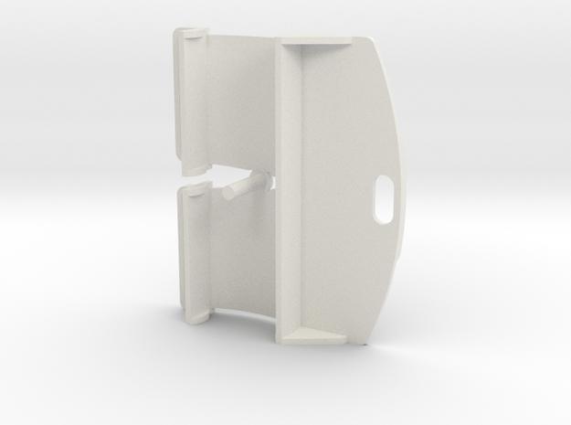 Handle Hunter Douglas 18 B in White Natural Versatile Plastic