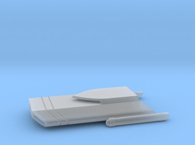 1/350 TAS Aquashuttle in Smooth Fine Detail Plastic