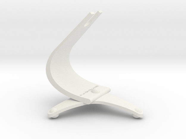 Classic Trek - Uhura - EAR PIECE STAND 1 in White Natural Versatile Plastic