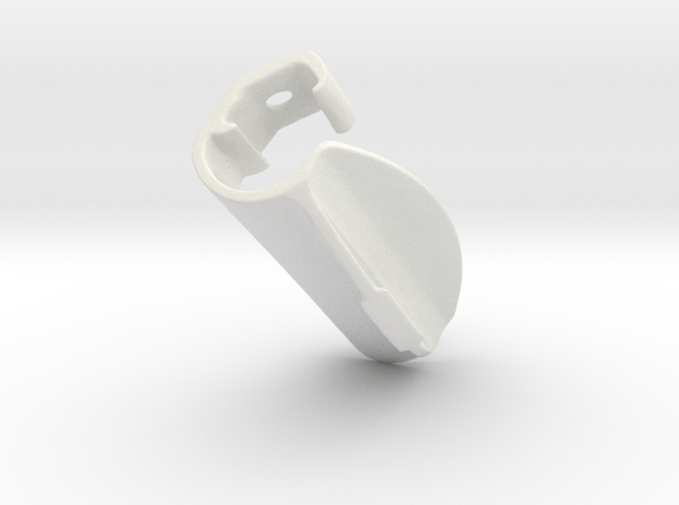 Handle HFF B in White Natural Versatile Plastic
