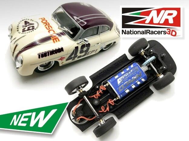 3D Chassis - NINCO Porsche 356 (Inline - AiO)
