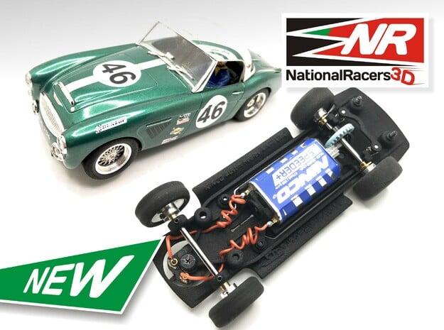 3D Chassis - NINCO Austin Healey MKIII (Inline - A