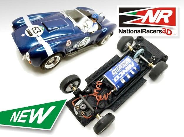 3D Chassis - NINCO AC Cobra (Inline - AiO)