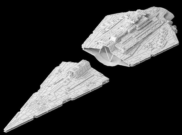 (Armada) Bellator Star Destroyer 2 PARTS