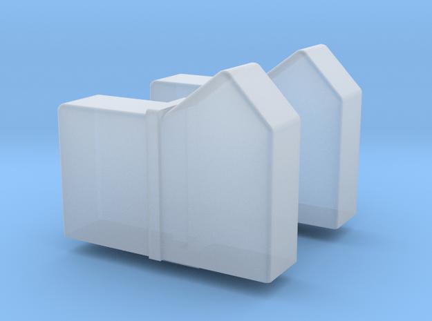 956 Reservoir 2-pack in Smoothest Fine Detail Plastic