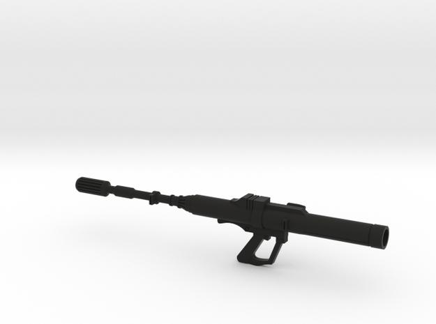 "RPS-6 for 6"" inch figures in Black Natural Versatile Plastic"