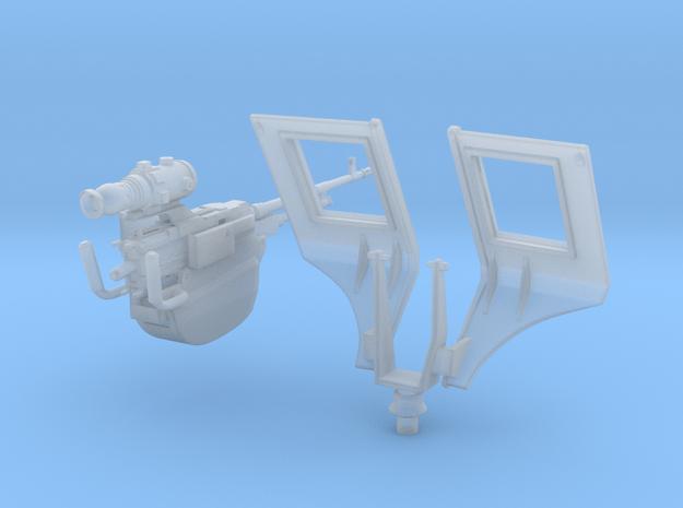 Tusk II 7.62 Machine Gun for Loader on Abrams M1A2