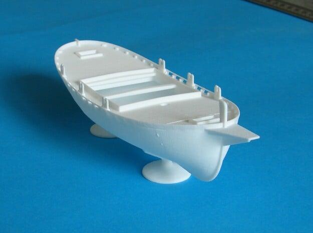Leut III v39 in White Natural Versatile Plastic