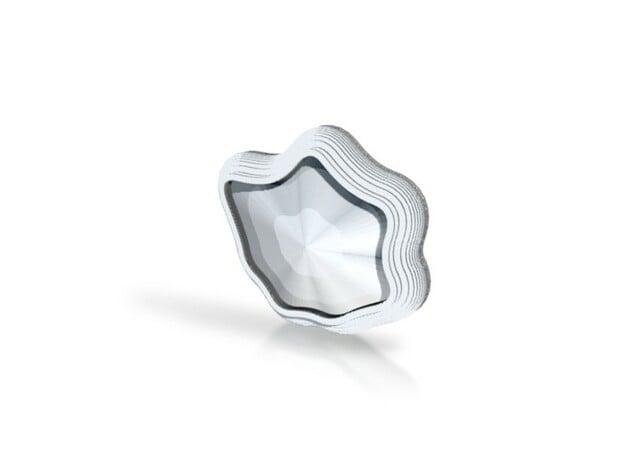 Lorem Ipsum Bowl Test in White Natural Versatile Plastic