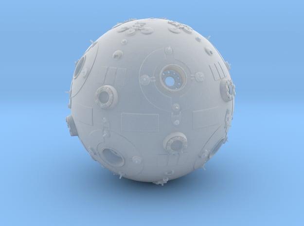 1/3rd Scale Jedi Training Remote in Smooth Fine Detail Plastic