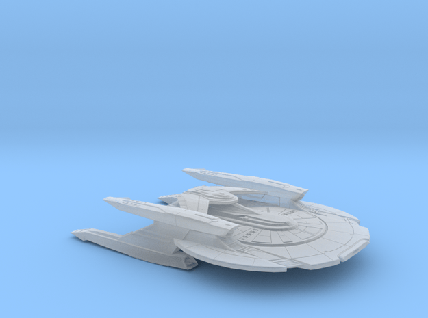 USS_Europa 3.5 in Smooth Fine Detail Plastic