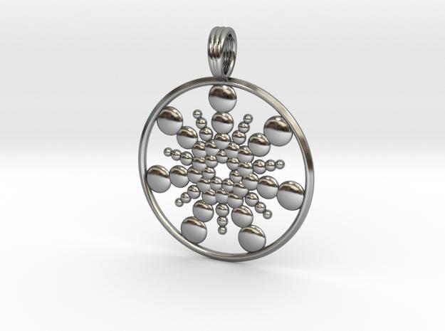 OPTIMUS RAIN in Antique Silver