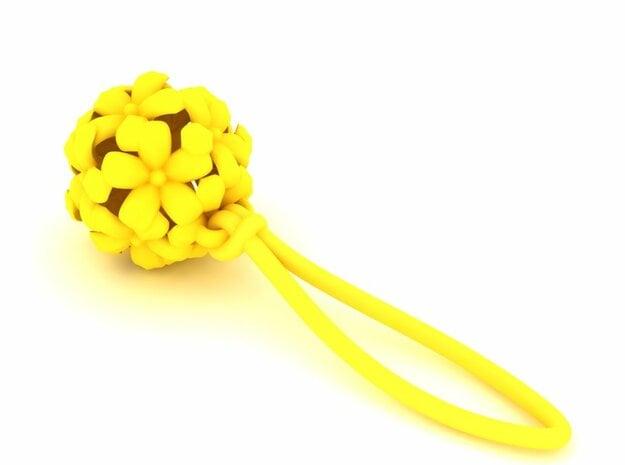 Botanicus #3  in Yellow Processed Versatile Plastic