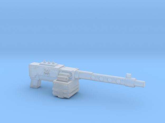 Primitive Big Gun in Smooth Fine Detail Plastic