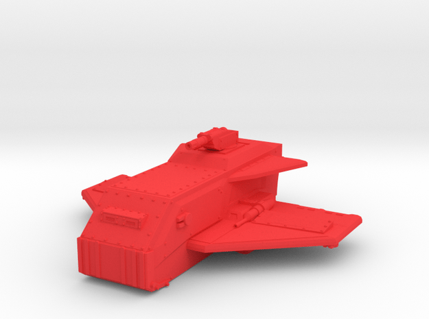 The Flying Brick Troop and Vehicle Transporter