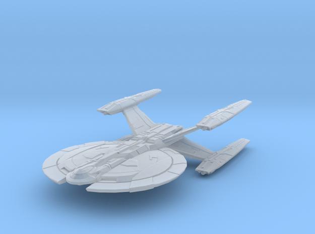 USS_Buran in Smooth Fine Detail Plastic