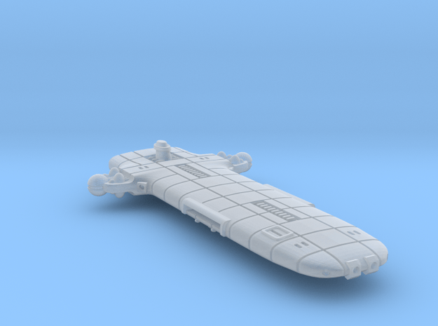 Terran (TFN) Pegasus-class Light Carrier CVL in Smooth Fine Detail Plastic