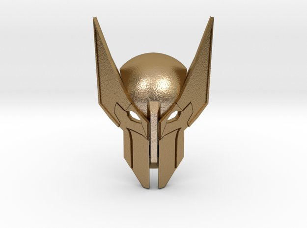 The Mask of Feral Rage - Wolverine's Mask