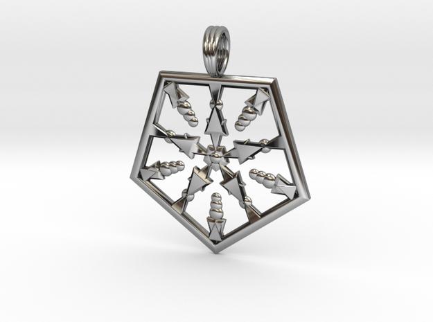 STARCHILD SIGMA in Antique Silver